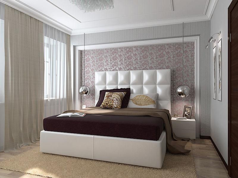 Фото спальных комнат своими руками