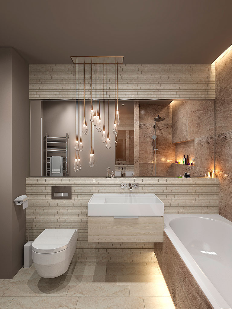 80 Virtual worlds bathroom design