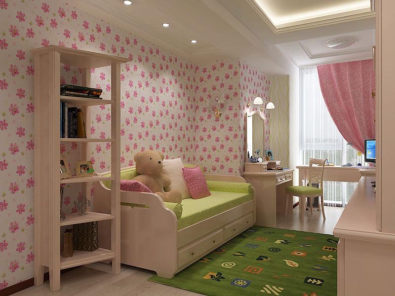 Дизайн детских из мебели икеа фото