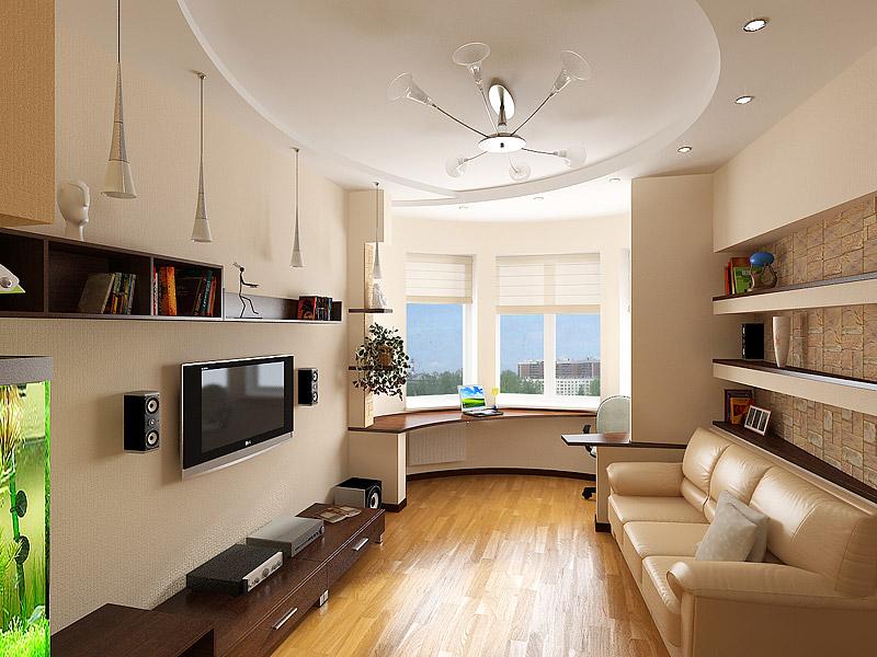 Квартира с эркером фото