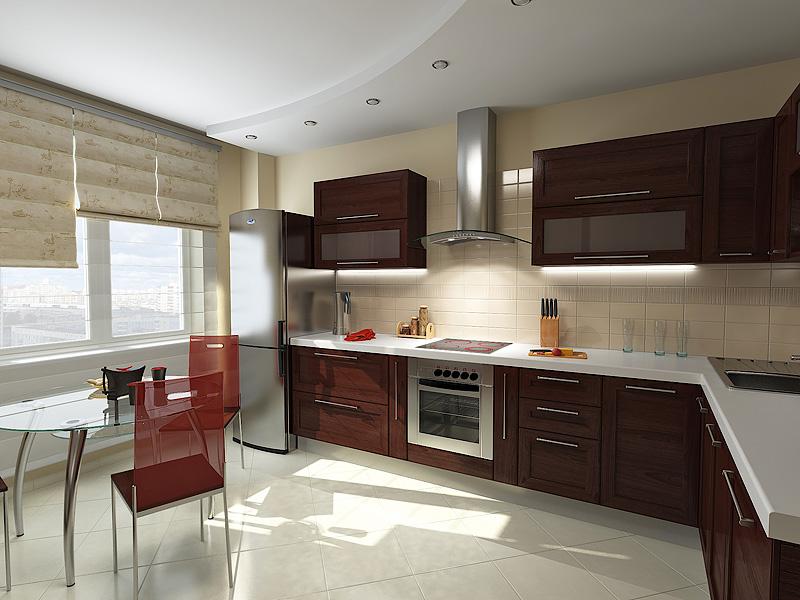 Дизайн кухни 7.5 кв