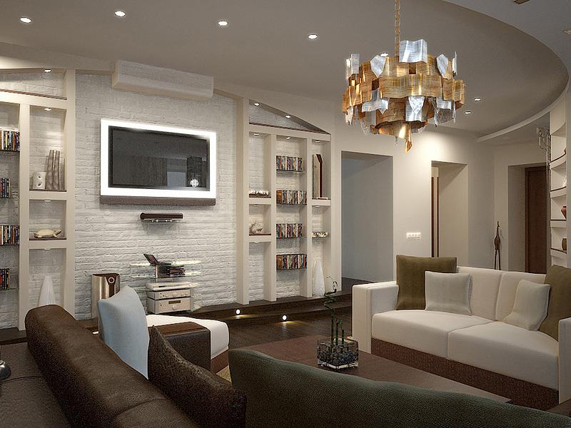 Фото дизайн проекты гостиной